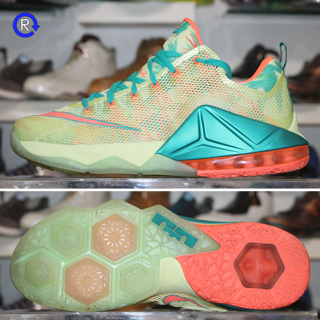 'LeBronald Palmer' LeBron 12 Low PRM (2015) | Size 11.5 Condition: 9.5/10.