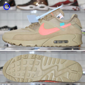 """Off-White"" x Nike Desert Ore Air Max 90 (2019) 