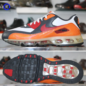 'Orange Blaze' Nike Air Max 90 360 (2007) | Size 11.5 Condition: 8.5/10.