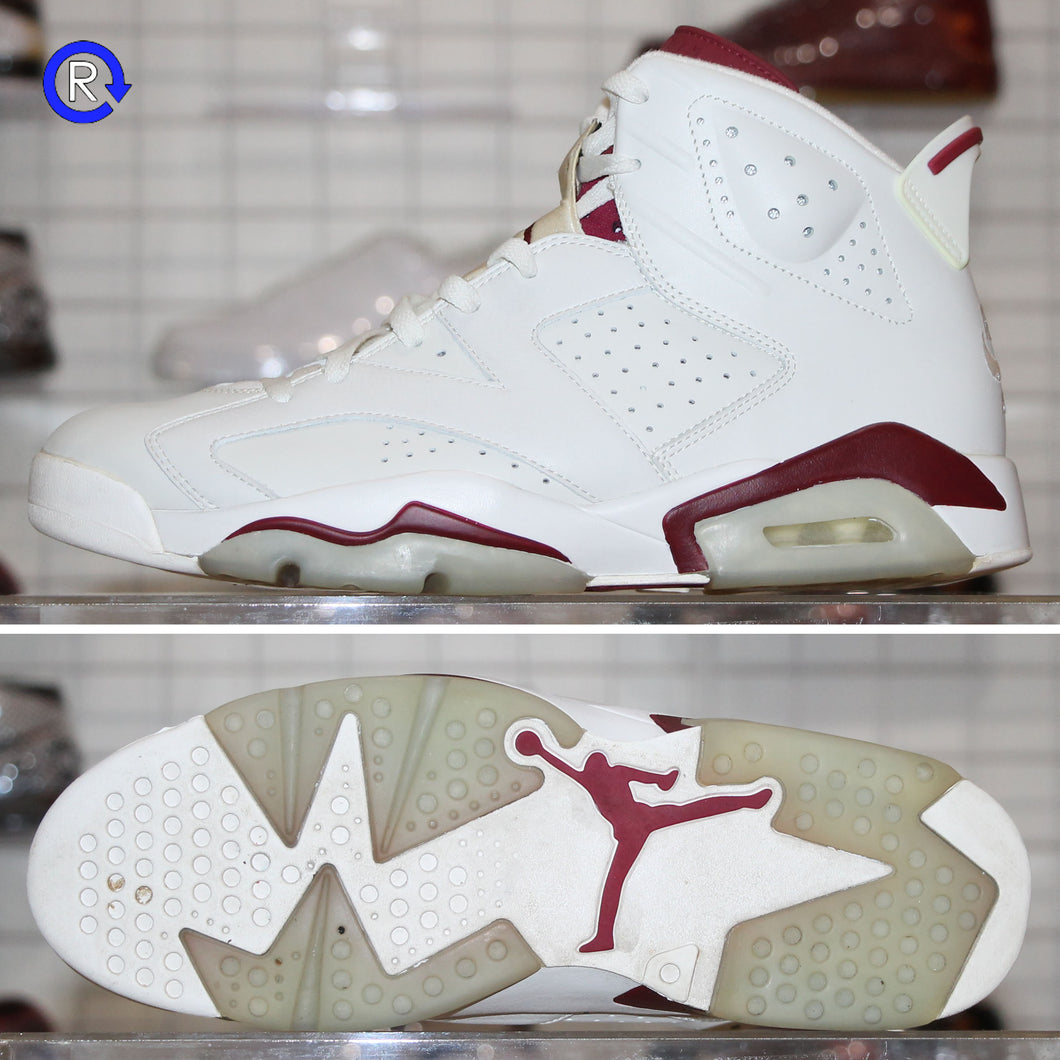'Maroon' Air Jordan 6 OG (2015) | Size 12 Condition: 9/10.
