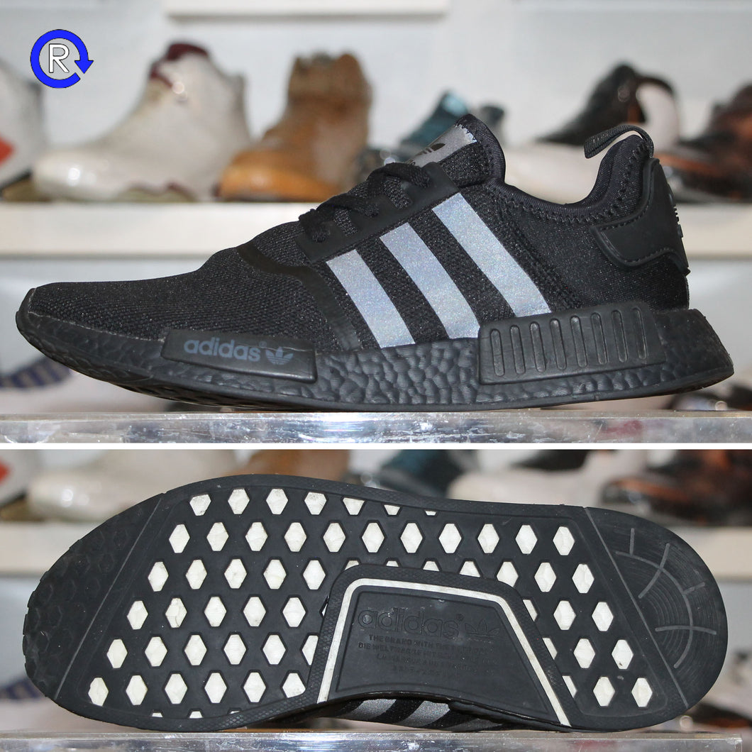 'Triple Black' Adidas NMD R1 (2017) | Size 12 Condition: 9/10.
