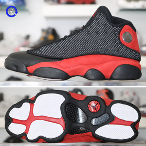 'Black/Red' Air Jordan 13 (2017) | Size 9 Condition: 9.5/10.