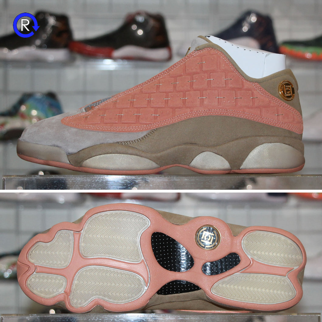'Sepia Stone' Clot x Air Jordan 13 Low (2018) | Size 11.5 Brand new, deadstock.