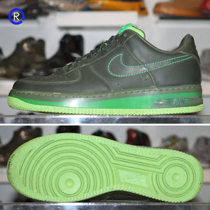 'Dark Army/Green Spark' Nike Air Force 1 Max Supreme (2008) | Size 9.5 Condition: 9/10.