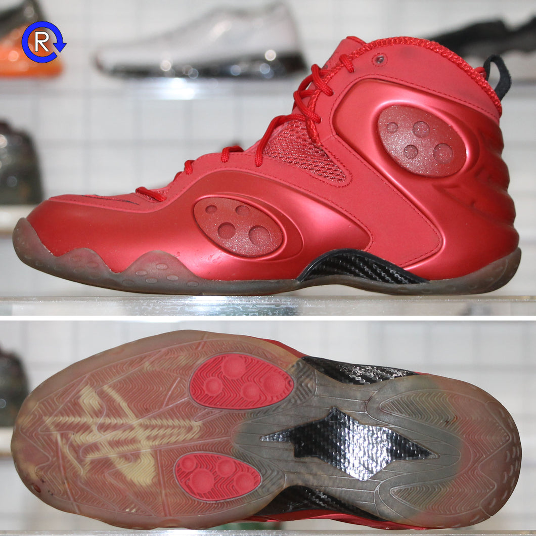'Matte Red' Zoom Rookie (2012) | Size 9.5 Condition: 8.5/10.