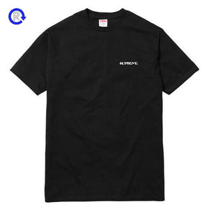 Supreme Black 'Limonious Undercover Lover' Tee (SS17)