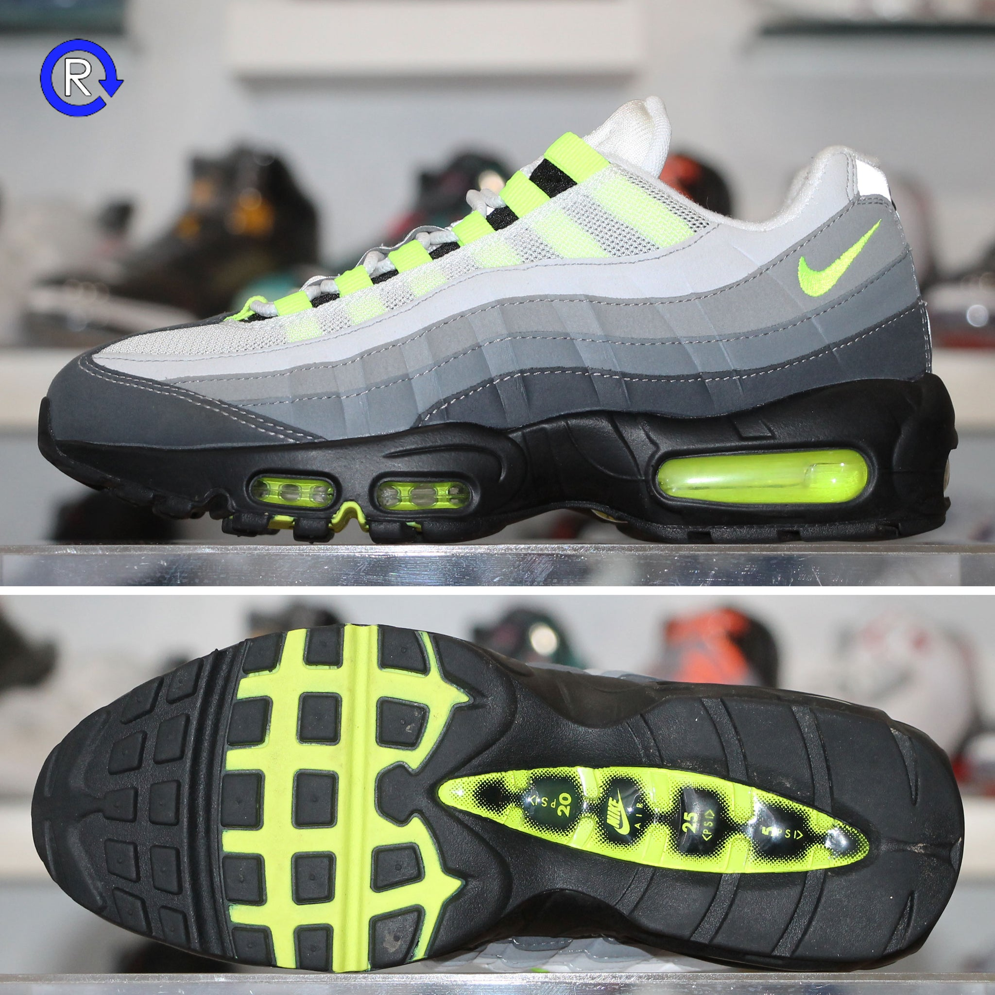 check out e3f65 10447 'Neon' Nike Air Max 95 (2018)