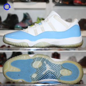'Carolina' Air Jordan 11 Low (2017) | Size 11 Condition: 8.5/10.