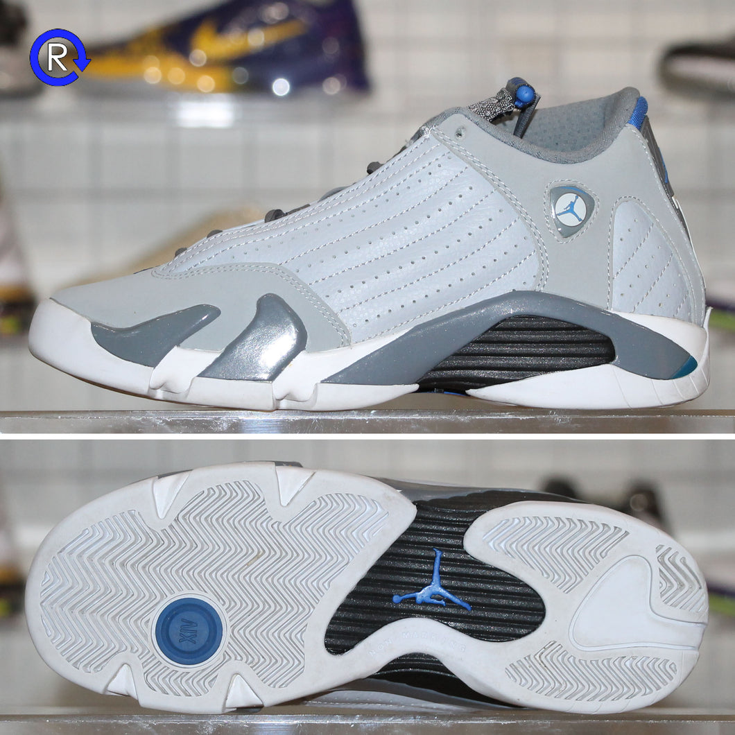 'Wolf Grey' Air Jordan 14 (2014) | Size 5 Condition: 9.5/10.
