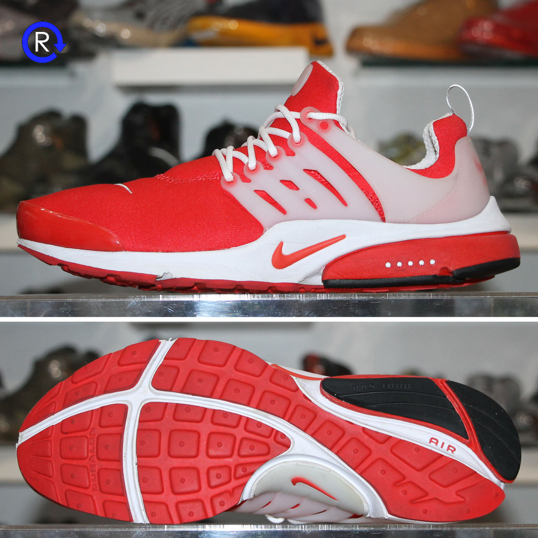 'Comet Red' Nike Air Presto (2015) | Size Large (11-12) Condition: 9/10.