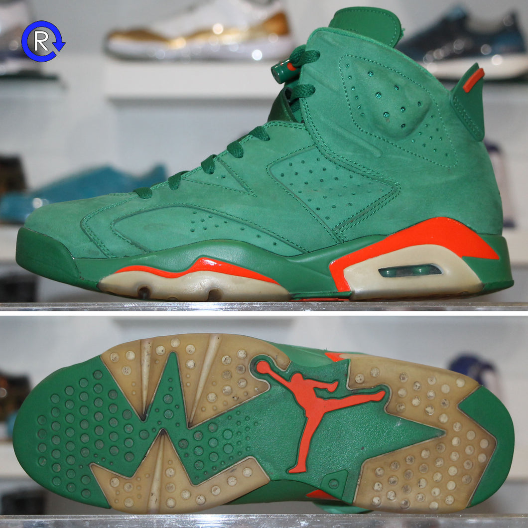 'Gatorade' Air Jordan 6 NRG (2017) | Size 10.5 Condition: 9/10.