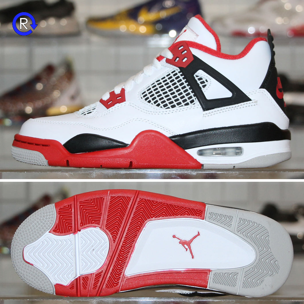 'Fire Red' Air Jordan 4 OG (2020) | Size 7 Brand new, deadstock.