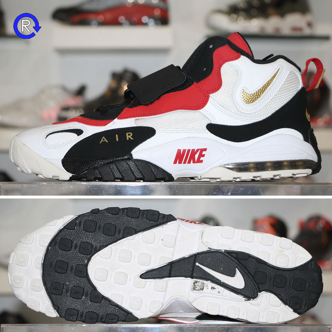sports shoes 07930 0e450 '49ers' Nike Air Max Speed Turf (2018)