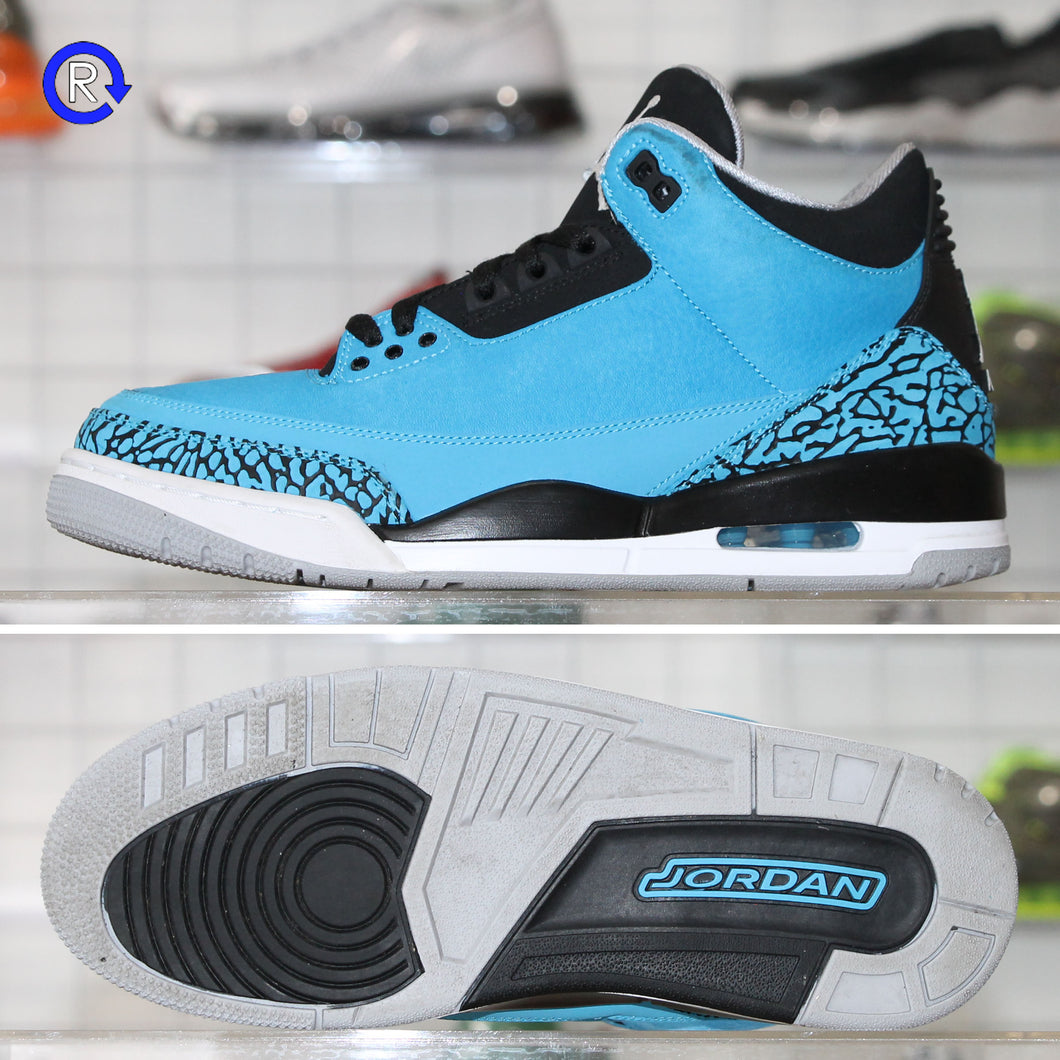 'Powder Blue' Air Jordan 3 (2014) | Size 8 Condition: 8.5/10.