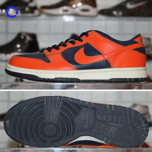 'Reverse Syracuse' Nike Dunk Low (2004) | Size 9.5 Condition: 9.5/10.