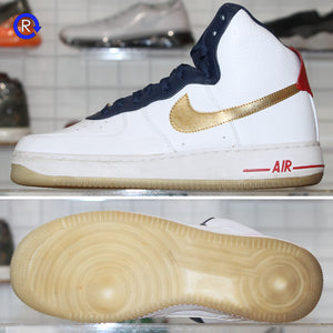 'Olympic' Nike Air Force 1 High (2012) | Size 9 Condition: 8.5/10.