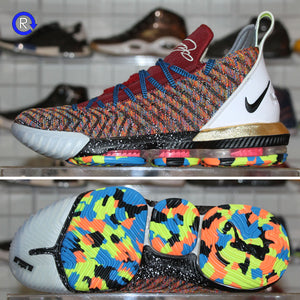 'What The' LeBron 16 1 Thru 5 LMTD (2018) | Size 12 Brand new, deadstock.