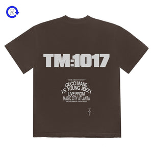 Cactus Jack Brown Verzuz TM:1017 Tee