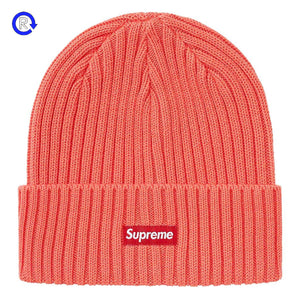 Supreme Coral Overdyed Beanie (SS21)