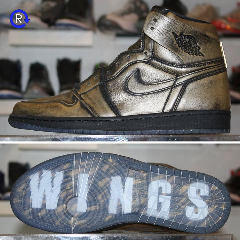 'Wings' Air Jordan 1 High OG (2017)