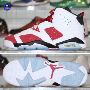 'Carmine' Air Jordan 6 GS (2021) | Size 6 Brand new, deadstock.