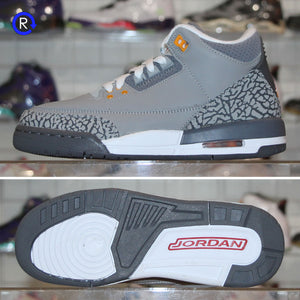 'Cool Grey' Air Jordan 3 GS (2021) | Size 6.5 Brand new, deadstock.