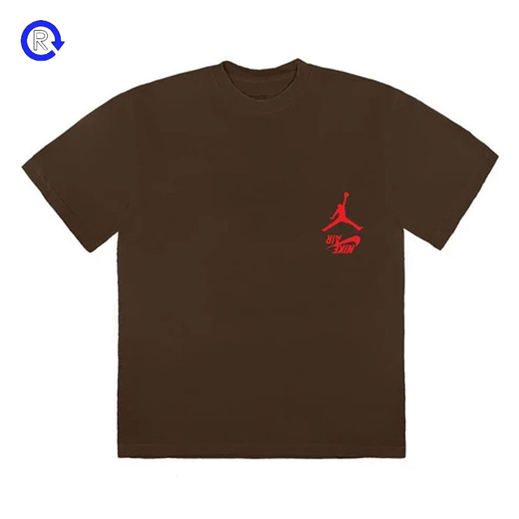 Travis Scott x Jordan Brown Cactus Jack Highest Tee