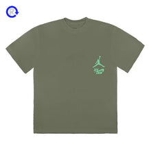 Travis Scott x Jordan Olive Cactus Jack Highest Tee