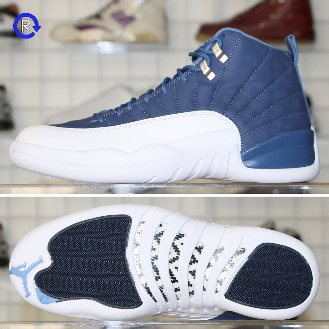 'Indigo' Air Jordan 12 (2020) | Size 8 Brand new, deadstock.