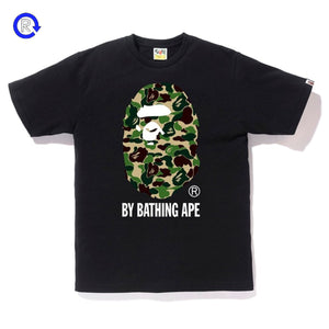 Bape Black ABC By Bathing Ape Tee