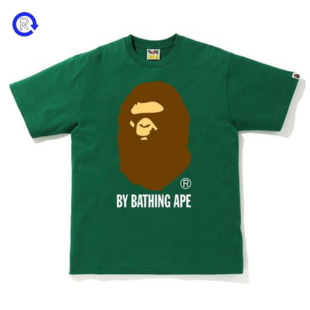 Bape Green By Bathing Ape Tee (SS20)
