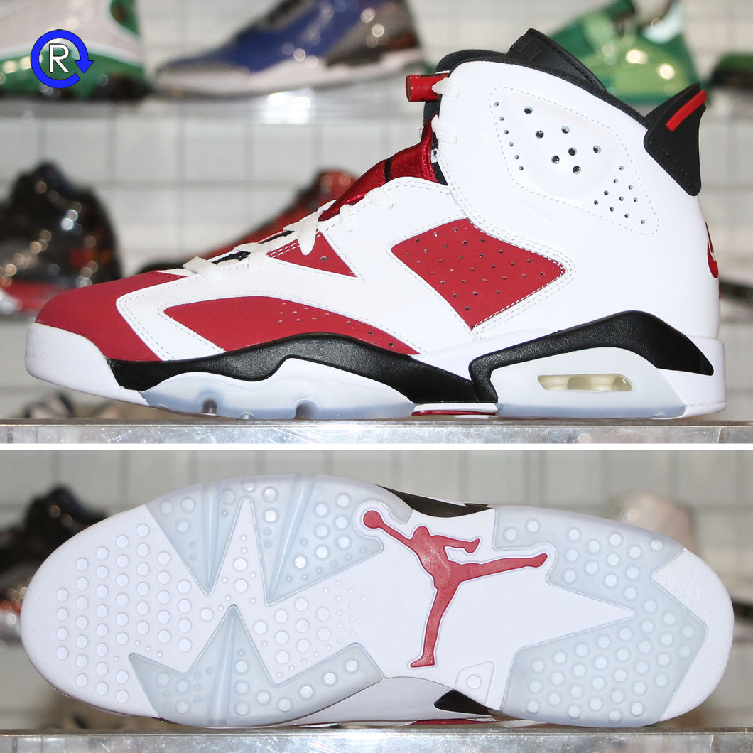 'Carmine' Air Jordan 6 (2021) | Size 8.5 Brand new, deadstock.