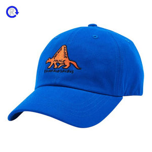 Palace Blue Trianglosaurus Cap