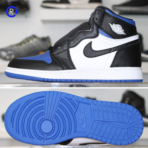 'Royal Toe' Air Jordan 1 High OG (2020) | Size 5 Brand new, deadstock.