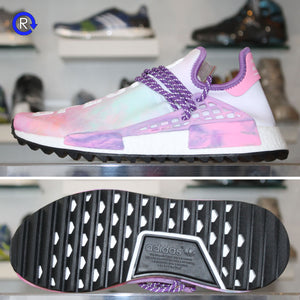 'Pink Glow' Adidas Human Race NMD Holi Festival (2018) | Size 9.5 Brand new, deadstock.