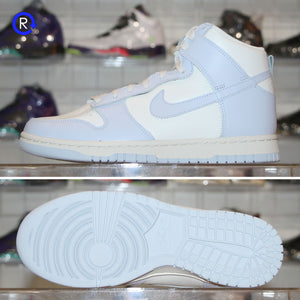 'Sail/Football Grey' Nike Dunk High (2021) | Women's Size 10 Brand new, deadstock.