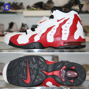 18be000ae902  White Varsity Red  Nike Air DT Max 96 (2018)