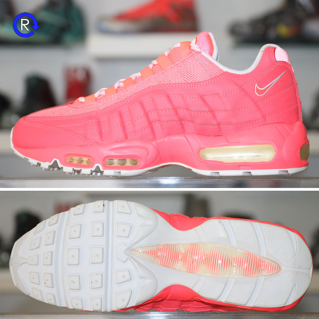 'Hot Punch/Storm Pink' Women's Nike Air Max 95