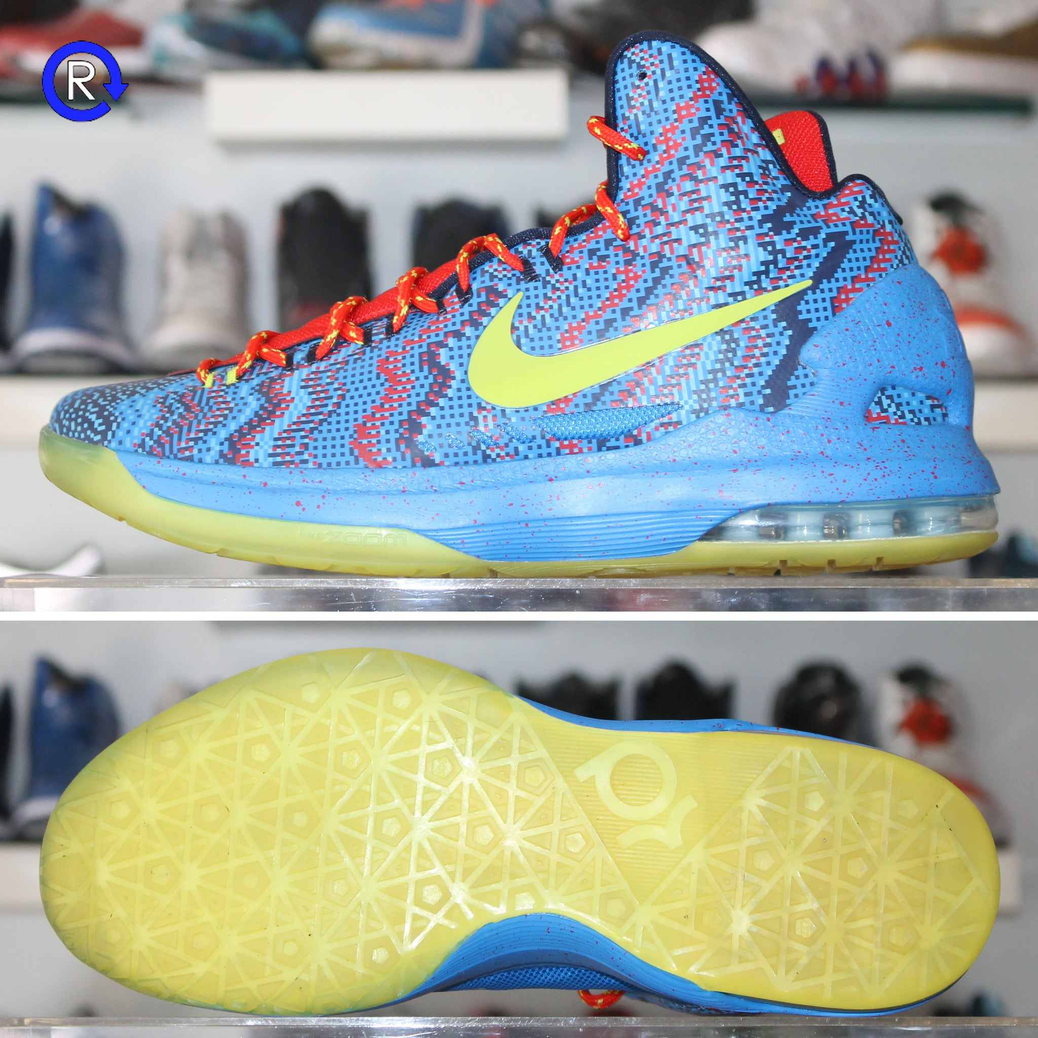 Christmas\' KD 5 (2012) – Refresh PGH