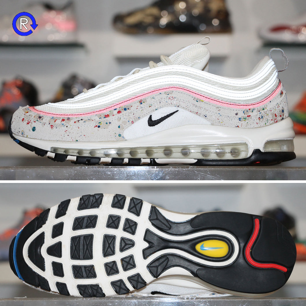 watch c4eb8 8e8c2 'Paint Spatter' Nike Air Max 97 (2018)