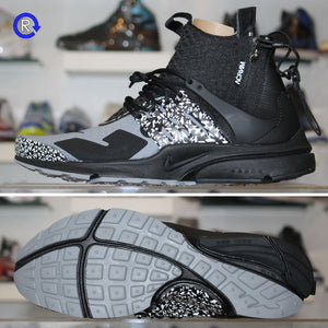 finest selection 5e9b4 5f533 'Cool Grey/Black' Nike Air Presto Mid Acronym (2018)