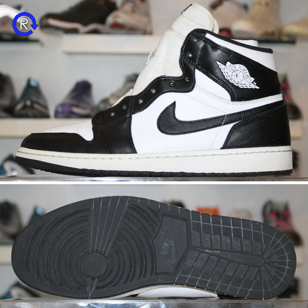 'Black/White' Air Jordan 1 High OG (2014)
