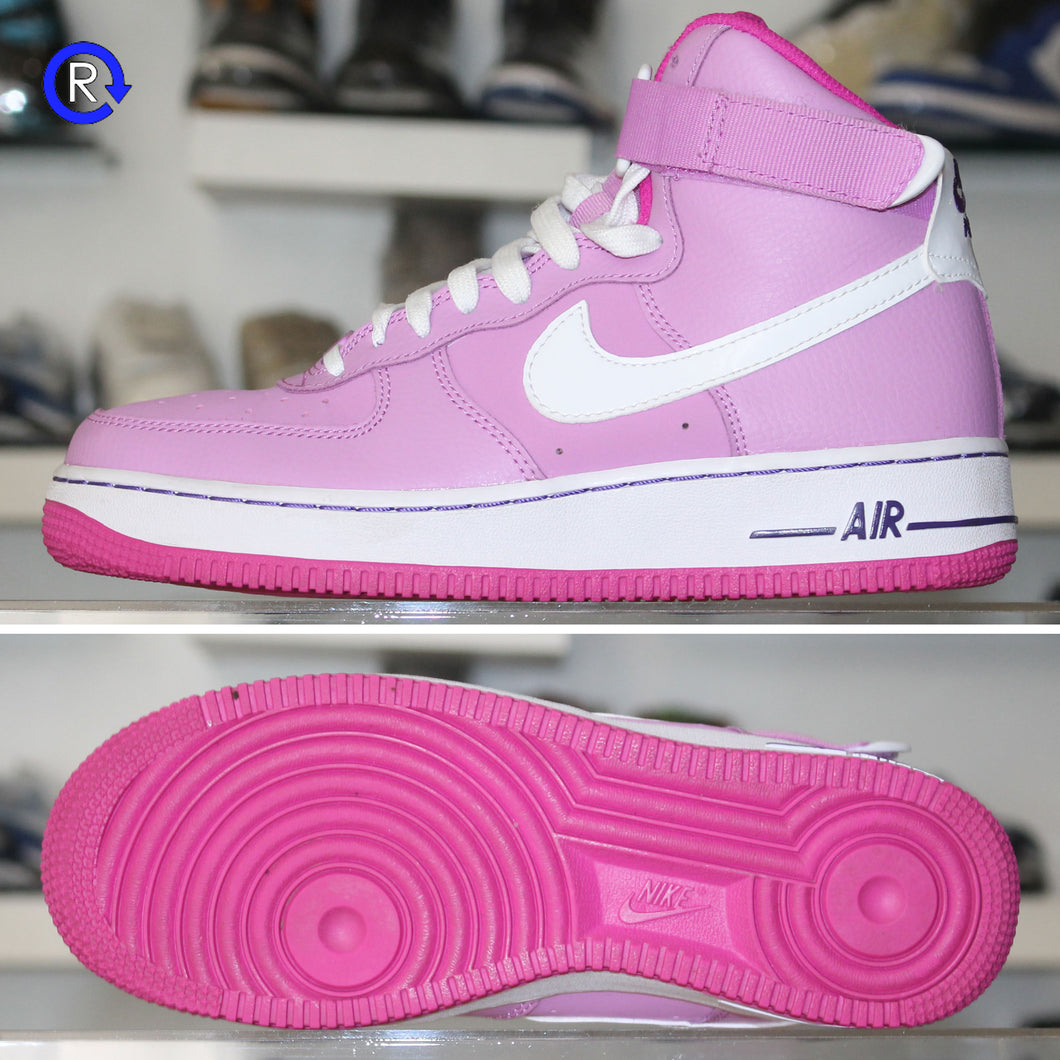 'Pink/White' Air Force 1 High