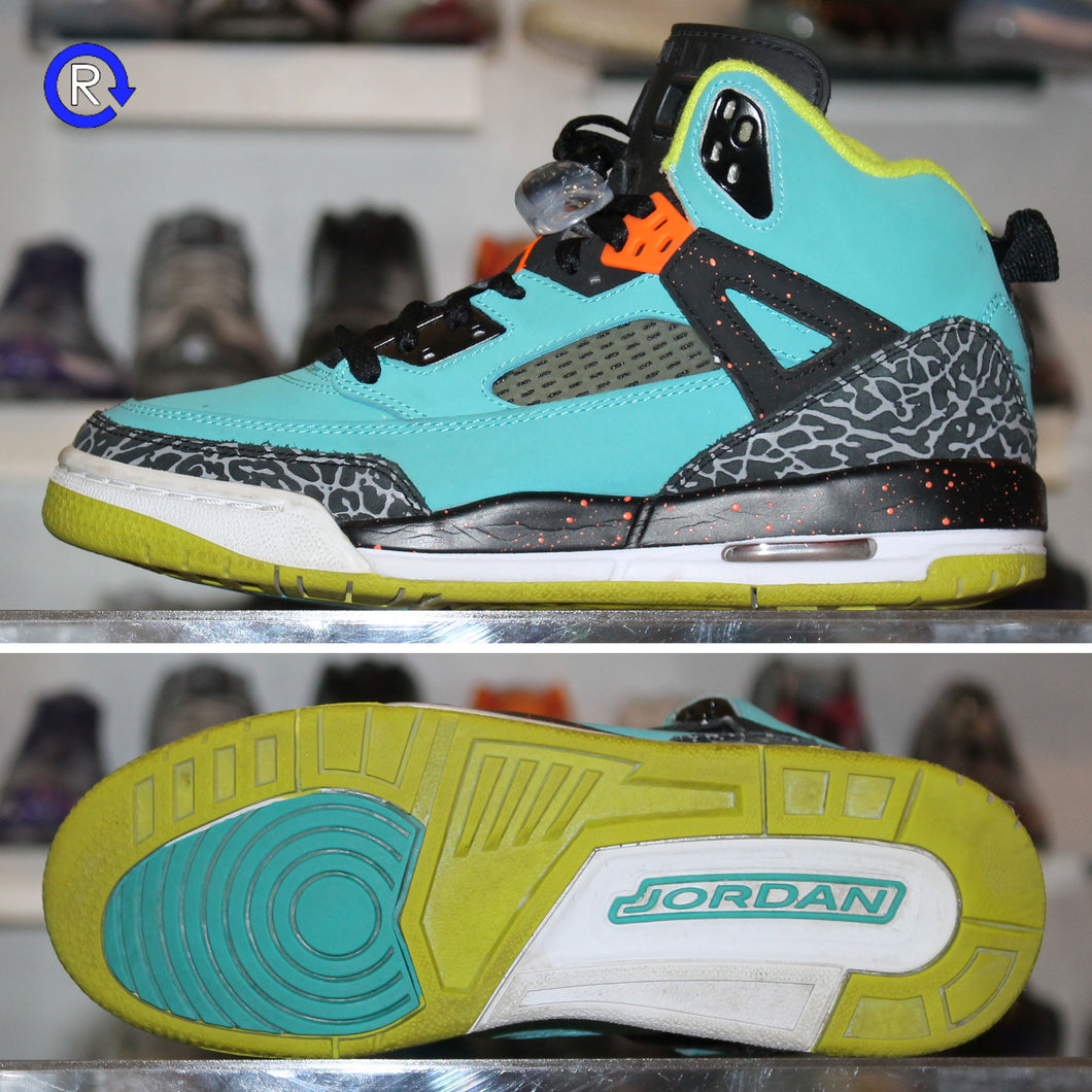 'Dusty Cactus' Air Jordan Spizike (2014)