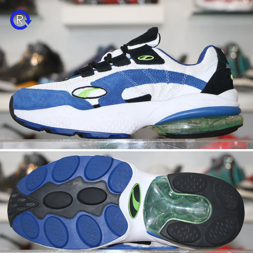 'White/Blue' Puma Cell Venom Jr.