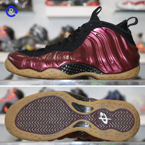 'Night Maroon' Foamposite One (2016) | Size 9 Condition: 9.5/10.