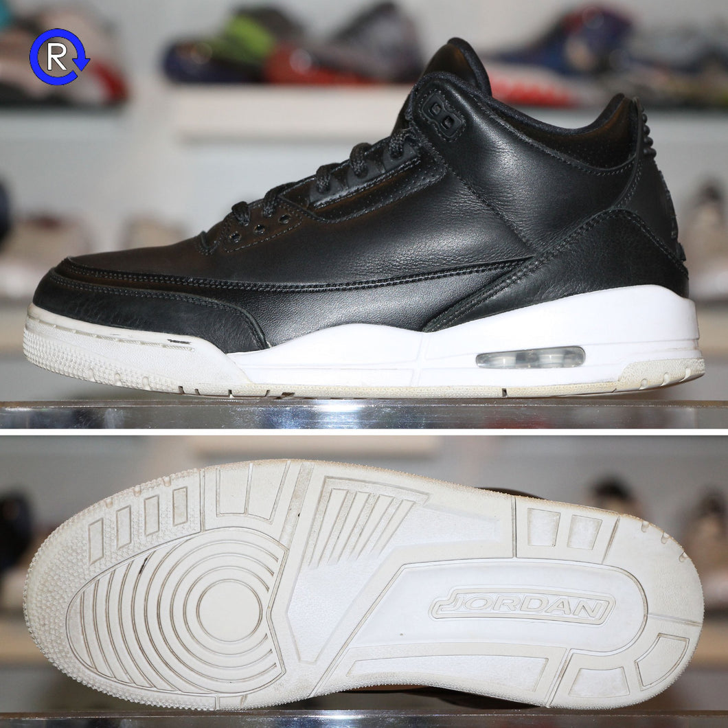 'Cyber Monday' Air Jordan 3 (2016) | Size 9.5 Condition: 8.5/10.