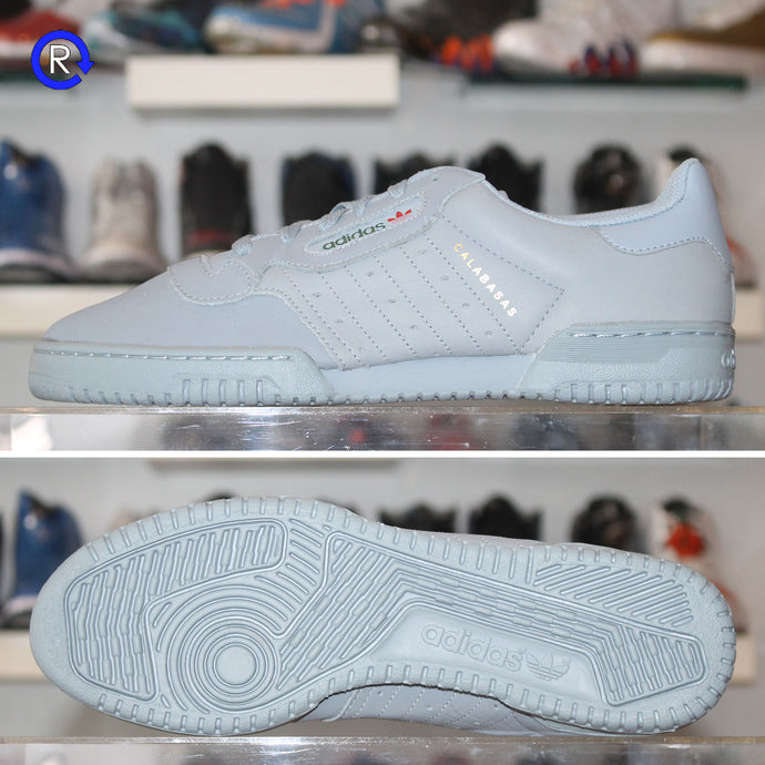 'Calabasas Grey' Adidas Yeezy Powerphase (2017)