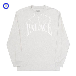 Palace Grey Funder LS Tee