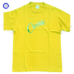 Supreme Yellow 'Clientele' Tee (2000)